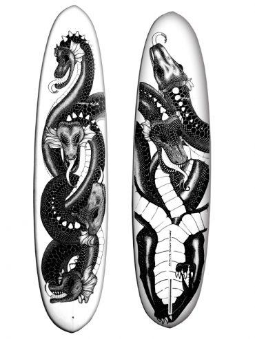 Hydra Surfboard